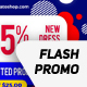 Flash Promo - VideoHive Item for Sale