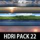 HDRI Pack 22 - 3DOcean Item for Sale