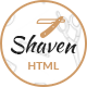 Shaven - Salon HTML Template - ThemeForest Item for Sale