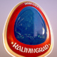Kaliningrad City World Cup Russia 2018 Symbol - 3DOcean Item for Sale