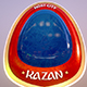Kazan City World Cup Russia 2018 Symbol - 3DOcean Item for Sale