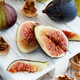 Fresh purple and green figs - PhotoDune Item for Sale
