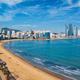 Gwangalli Beach in Busan, South Korea - PhotoDune Item for Sale