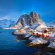 Hamnoy fishing village on Lofoten Islands, Norway - PhotoDune Item for Sale