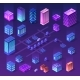 Future 3d Futuristic Isometric - GraphicRiver Item for Sale
