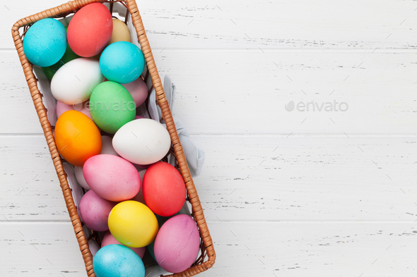 Easter eggs - Stock Photo - Images