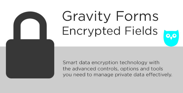 Gravity Forms Encrypted Fields v3.8