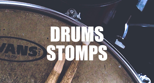 Drums & Stomps || AZ Studio