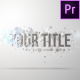 Smooth Particle Title - VideoHive Item for Sale