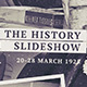 The History in Photos - VideoHive Item for Sale