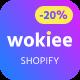 Wokiee - Multipurpose Shopify Theme - ThemeForest Item for Sale