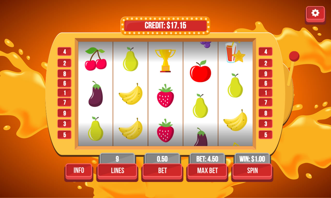 After effects slot machine template free downloads