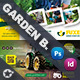Garden Landspace Cover Bundle Templates - GraphicRiver Item for Sale
