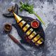 Smoked fish mackerel - PhotoDune Item for Sale