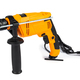Impact drill isolated on white background studio shot - PhotoDune Item for Sale