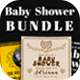Baby Shower Bundle - GraphicRiver Item for Sale