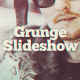 Grunge Slideshow - VideoHive Item for Sale
