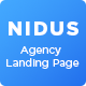 Nidus - Responsive Agency HTML Template - ThemeForest Item for Sale