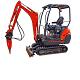 Excavator Jackhammer