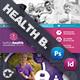Health Postcard Bundle Templates - GraphicRiver Item for Sale