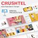 Crushtel Keynote Presentation Template - GraphicRiver Item for Sale