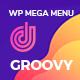 Groovy Menu - WordPress Mega Menu Plugin - CodeCanyon Item for Sale