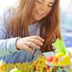 Little girl enjoying Easter holiday - PhotoDune Item for Sale
