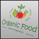 Organic Food Logo - GraphicRiver Item for Sale