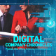 Digital Company Chronicles - VideoHive Item for Sale