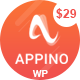Appino - WordPress Mobile App Landing Page - ThemeForest Item for Sale