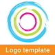 Ring Printing Logo Template - GraphicRiver Item for Sale