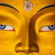 Maitreya Buddha face close up, Ladakh - PhotoDune Item for Sale