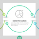 5 Linear Infographic Templates - GraphicRiver Item for Sale