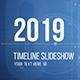 Timeline Slideshow - VideoHive Item for Sale