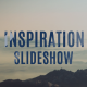 Inspiration Slideshow - VideoHive Item for Sale