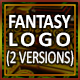 The Imperious Fantasy Logo Reveal - VideoHive Item for Sale