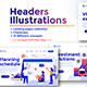 Landing Page Templates Collection - GraphicRiver Item for Sale