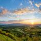 Panorama sunrise at Khao Takhian Ngo View Point - PhotoDune Item for Sale