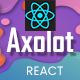 Axolot - React Startup, SaaS & Software Landing Page Template - ThemeForest Item for Sale