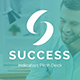 Success Indicators Pitch Deck Powerpoint Template - GraphicRiver Item for Sale