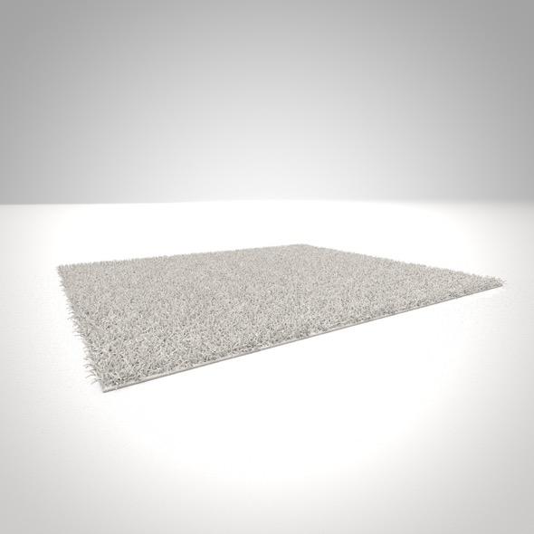 Square carpet