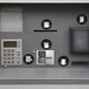 ATM automated teller machine. Banking services and plastic cash money.  - PhotoDune Item for Sale