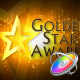 Golden Star Awards Broadcast Pack - Apple Motion - VideoHive Item for Sale