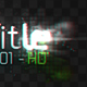 SmoogTitle Effect - HD - VideoHive Item for Sale
