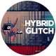Hybrid Glitch Intro - VideoHive Item for Sale