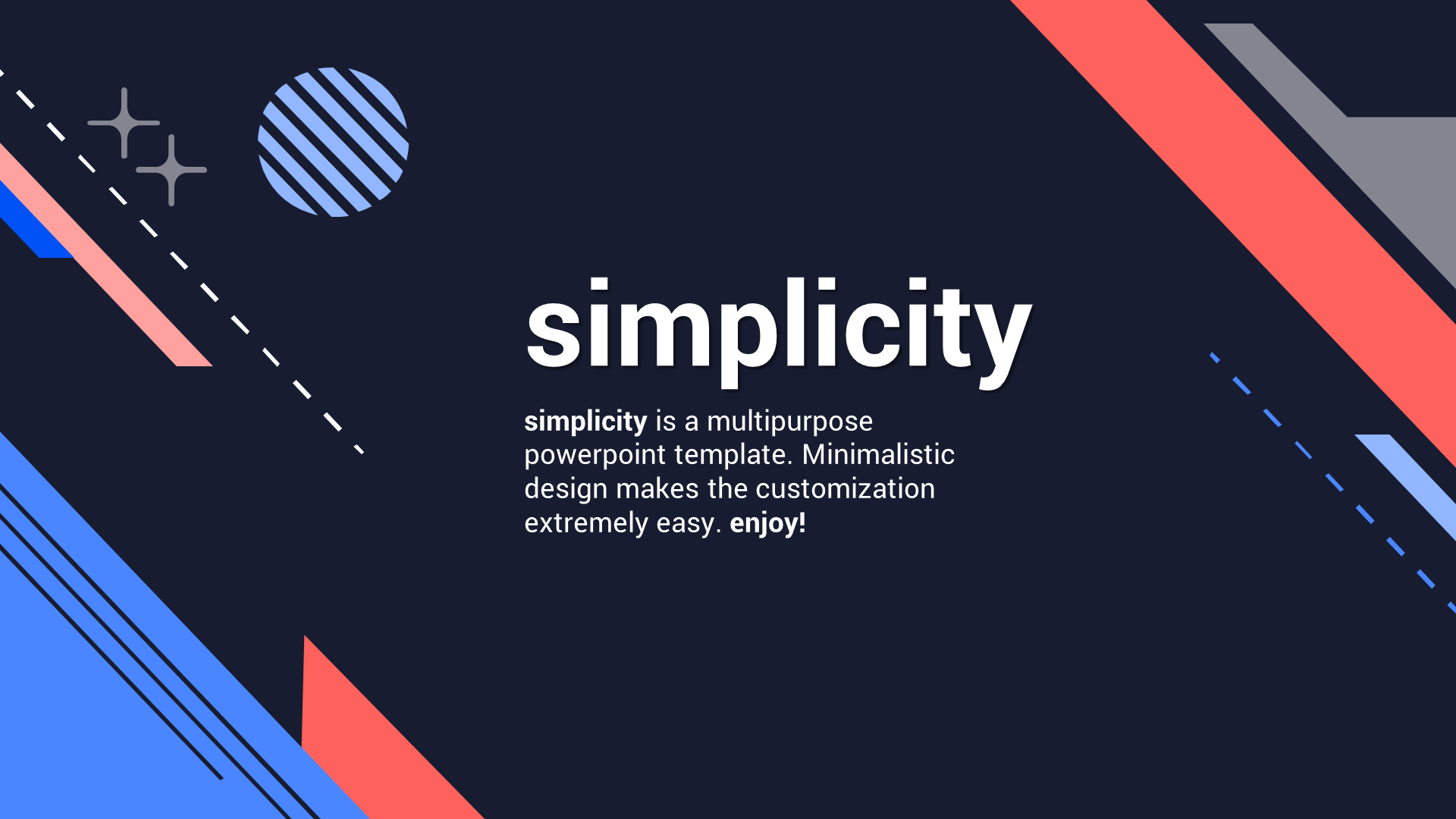Simplicity 3 0 – Premium and Easy to Edit Template