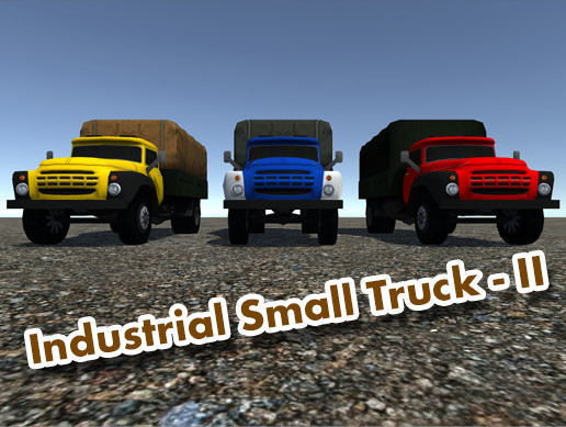 Industrial Small Truck Pack - III