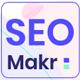 SEO & Marketing PSD Template | SEOmakr - ThemeForest Item for Sale