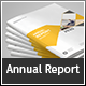 Annual Report Brochure Design - GraphicRiver Item for Sale
