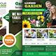 Garden Services Flyers Bundle - GraphicRiver Item for Sale